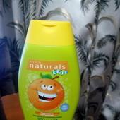Детский гель для душа/пена для ванны 250мл.от ейвон.оранжевое настроение.
