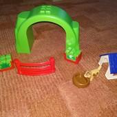 Playmobil зоопарк и сторожевой пес