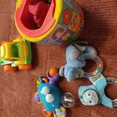 Малышовые игрушки