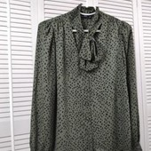 Стильная блуза большого размера F&F Eur 50 4 Xl-5Xl