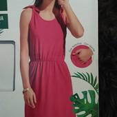 ПР86.Чудова бавовняна яскрава сукня Esmara s 36/38