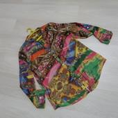 Разгружаю шкаф-Блуза Veromoda свободнолежащая размер 46-48
