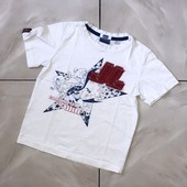 Стоп ,оригинал,для супермена❤ Фирменная коттоновая футболочка,+-3года❤ Много лотов!