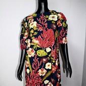 Качество! Натуральное платье от H&M, в новом состоянии