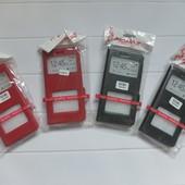 Чехол - книжка красный/черный Momax для Xiaomi Redmi 4 Prime, один на выбор
