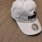 Кепка бейсболка Puma оригинал новая. Котон