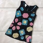 Стоп! ❤Яркое красивое платье для девочки,4-7 лет❤ море лотов