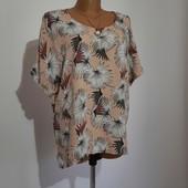 Собираем лоты!!!Блуза трикотажная, размер 44