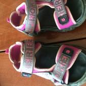 босоножки, сандали, размер 30 встелька 18,5 см, Elefanten. состояние отличное.