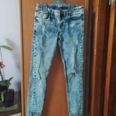 Джинсы варенки с прорехами Garcia jeans