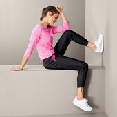 ☘ Тренувальні функціональні штани c зав'язками знизу Tchibo (Німеччина), р.наш: 56-58 (XL євро)