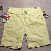 Бершка!!! Джинсовые женские шорты, шортики! Цвет в жизни немного отличается! 34 евро, полномерные!