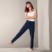 ☘ Штани для домашнього одягу тонкої в'язки від Tchibo (Німеччина), розміри: 46-48 (40/42 євро)