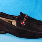 Мужские туфли Moretti 47 размер 1