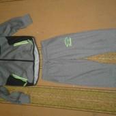 Спортивный костюм на 6-8лет