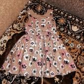 Шикарное платье dress shop Состояние отличное