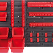 Органайзер для инструмента   Панель перфорована з лотками
