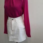 Суперлот котоновая юбка+блуза для девочки подростка