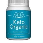 Keto organic Трёхфазное инновационное средство для снижения веса