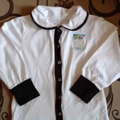 Блуза коттон