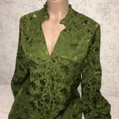 Стильная блузка M&S p.10-12