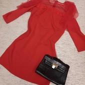 Новая крутое яркое платье + подарок сумка