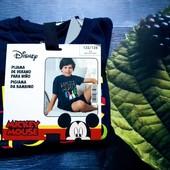 Пижама Disney. 122-128см. Футболка + шорты