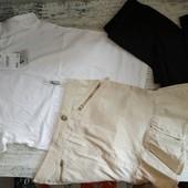 Лот фирменной новой одежды для девочки 140-146