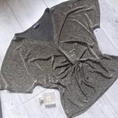Суперская блуза блеск огонь приятная к телу не колется