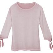 ☘ Вінтажна кофта-блуза рукав 3/4 blue motion Halle Berry (Німеччина), р. наш: 46-50 (М 40/42 євро)