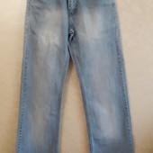 Брюки джинсовые, размер W:28 L:34