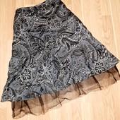 Лёгкая летняя юбка
