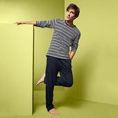 ☘ Лот штани ☘ Бавовняні штани для дому та відпочинку від Tchibo (Німеччина), р.: 52-54 (L евро)