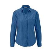 ☘ Якісна джинсова сорочка від Tchibo (Німеччина), розмір наш: 44-46 (38 євро)