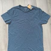 Стильная мужская футболка Livergy! Германия! S евро 44-46