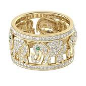 Обновление бижутерии! Очень стильное кольцо в стиле Бохо!