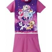 р. 74-80, Купальный костюм с уф-защитой Disney My Little Pony, Германия