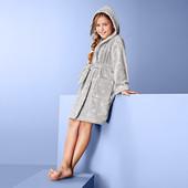 Классный, качественных махровый халат от Tchibo Германия размер 110/116