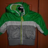 Курточка H&M Индонезия на 2\4мес. р.62\66 Новая