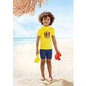 Комплект для купания мальчику Lupilu Германия, защита от ультрафиолетового излучения размер 86/92