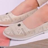 !!!Шикарние женские туфельки !!