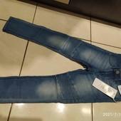джинсы  HsM скины для девочки  5-6 лет