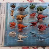 Коллекция динозавриков.