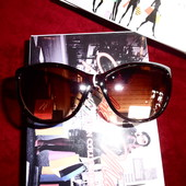 Солнцезащитные очки от Gabriela Marioni.100%протектор защиты.