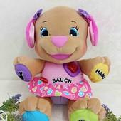 Умный щенок интерактивная игрушка Fisher price