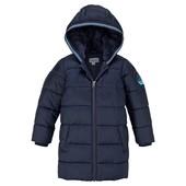 Impidimpi Германия Теплое стеганное пальто на холодный демисезон 74/80р