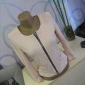 Пиджак пудровый 42 - 44 размер!!!