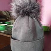Тепленька шапочка