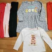 Пакет одежды 3-4 года