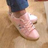 Модные кеды-кросовки из качество супер. Размер ,37